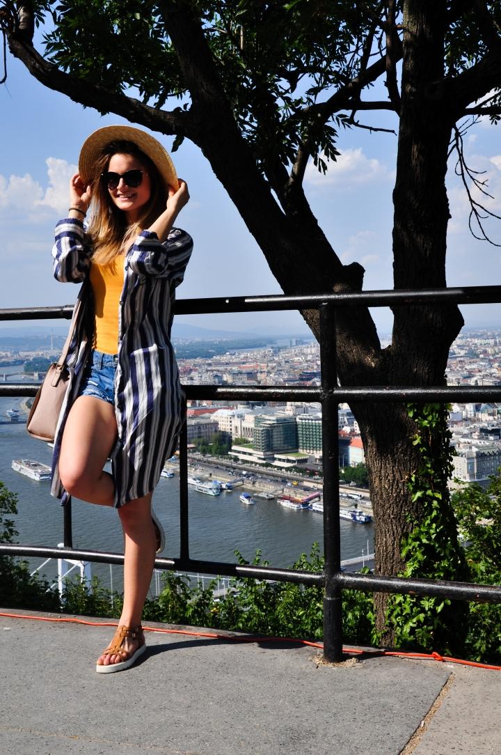 #ootd in Budapest